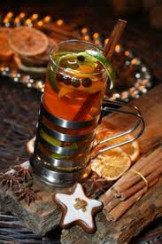 Новогодний кофе - кофейный пунш