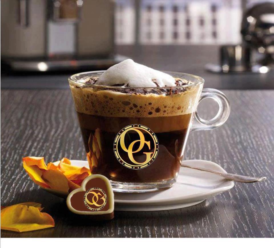 Кофе Органо Голд