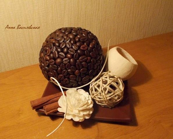 Подарок своими руками кофеману 96